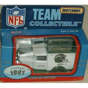 Diecast Ford Model A Truck Football Team Collectible Sports