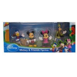 Mickey and Friends Figurines   Mini Size Mickey Figures