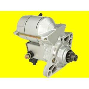 DB Electrical SND0185 Starter Honda Civic Del Sol 1.5L 1