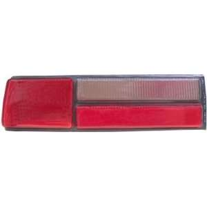 87 93 Ford Mustang Lx Tail Light Lens LEFT Automotive