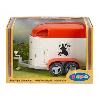 WOW Jeep with Horse Trailer Toys & Games