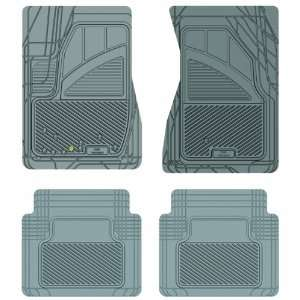 Grey Precision All Weather Kustom Fit Car Mat for Ford Crown Victoria