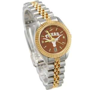 Texas Longhorns Ladies Executive AnoChrome Watch  Sports