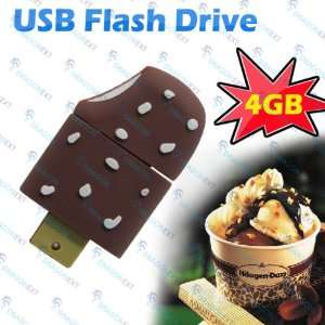 4GB Ice lolly Ice Cream USB 2.0 Flash Drive Memory Stick Electronics