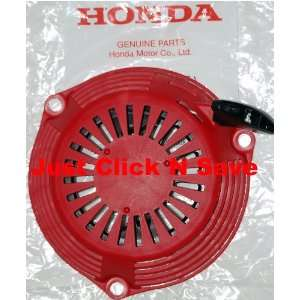 HRZ216) Lawn Mower OEM Honda RECOIL STARTER ASSEMBLY *R280 POWER RED