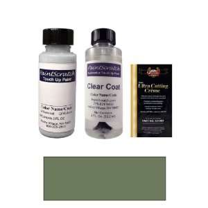Green Metallic Paint Bottle Kit for 2007 Honda Ridgeline (G 525M