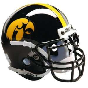 HAWKEYES OFFICIAL FULL SIZE SCHUTT FOOTBALL HELMET