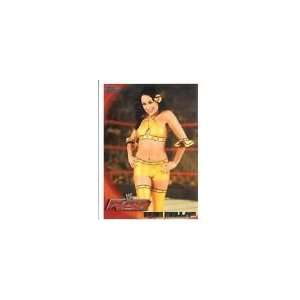 Brie Bella 2010 Topps Wrestling Trading Card # 26