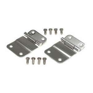 Kentrol Stainless Steel Tailgate Hinge (pair) 1976 1986