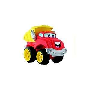 Interactive Tonka Chuck truck with Animated face and body