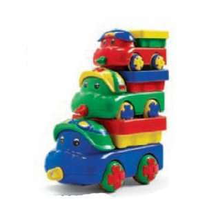 WORKING TRIO Dump Trucks Toys & Games