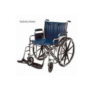 Invacare Tracer IV Heavy Duty Wheelchair   20 Wide   Detachable Desk