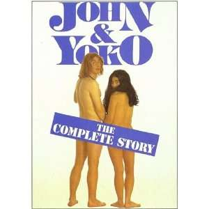 John and Yoko a Love Story by Unknown 11x17  Kitchen