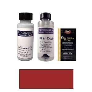Red Paint Bottle Kit for 1968 Jaguar All Models (BLVC257) Automotive