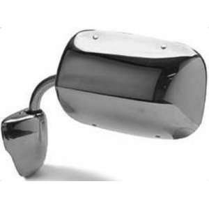 Get Crash Parts Ch1320119 Door Mirror, Manual, Low Mount