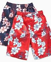 iXtreme Kids Swimwear, Little Boys Beach Bum Swim Trunks