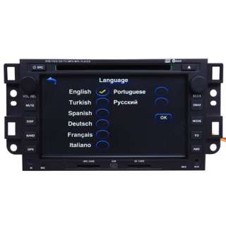 CHEVROLET CAPTIVA Car GPS Navi System DVD Player