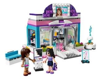 LEGO Friends Butterfly Beauty Shop 3187 Toys & Games