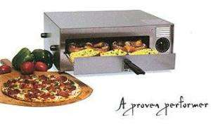 Wisco 412 3 NCT Open Wire Commercial Pizza Baking Oven