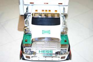 2008 Hess Gasoline Toy Truck with Front Loader