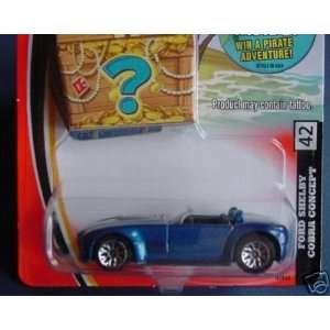 Matchbox Ford Shelby Cobra Concept #42