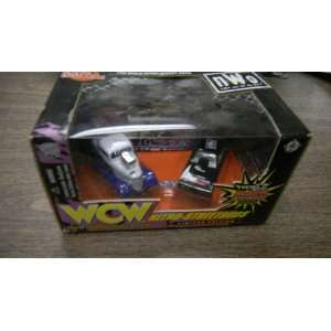 Racing Champions WCW Nitro Street Rods Limited Edition 1/64 Scale NWO